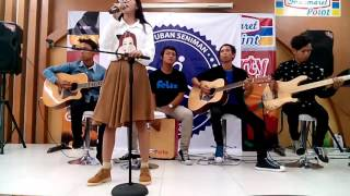 Video Utopia - hujan COVER by FELIZ BAND ft ALLEN download MP3, 3GP, MP4, WEBM, AVI, FLV Agustus 2017