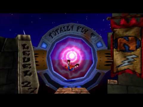 Let's Play Crash Bandicoot 2 Pt.7: Night Lights