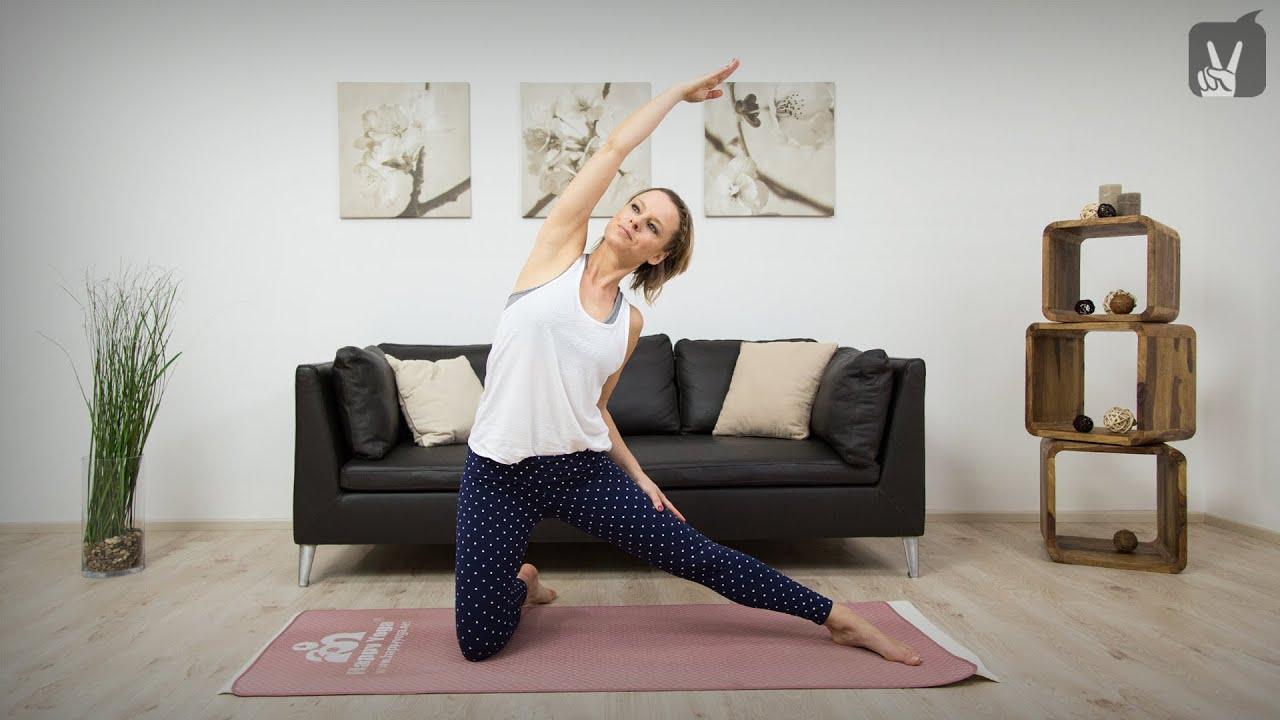 Yin Yoga Faszientraining Fr Eine Bessere Haltung Und