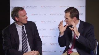 Round table with Prof. John Gribben and Prof. Stephan Stilgenbauer on CLL