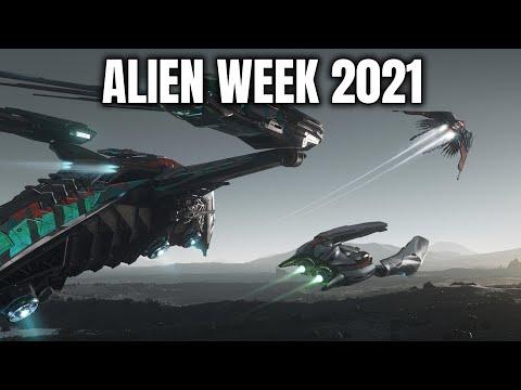 Star Citizen - Alien Week 2021 - Traduction Live