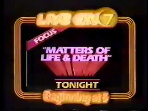 KMGH Live On 7 promo, 1982