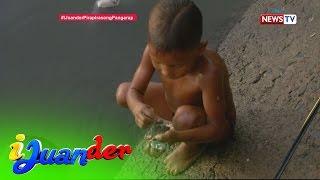 iJuander: Kilalanin ang mga batang sumisisid ng pako para sa kabuhayan