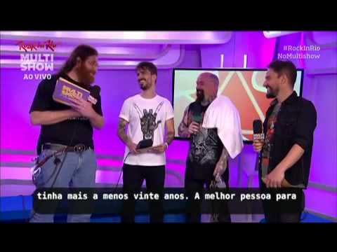 Slayer - Interview with Kerry King in Rock in Rio 2013.