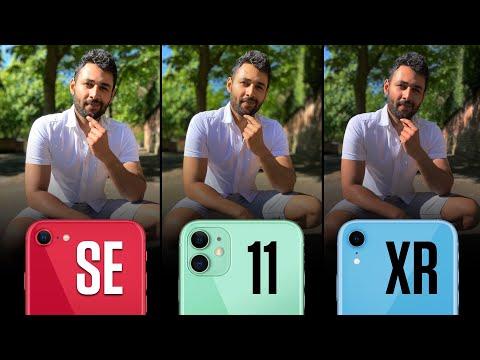 iPhone SE vs