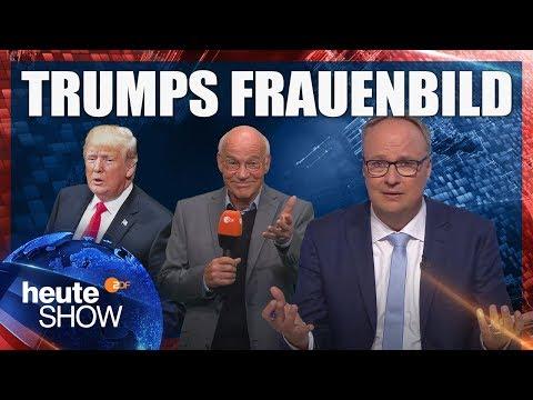 Trump ist die Stimme aller geilen weißen Männer | heute-show vom 05.10.2018