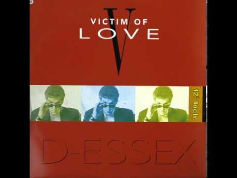 D-Essex - Victim Of Love (Acapella)