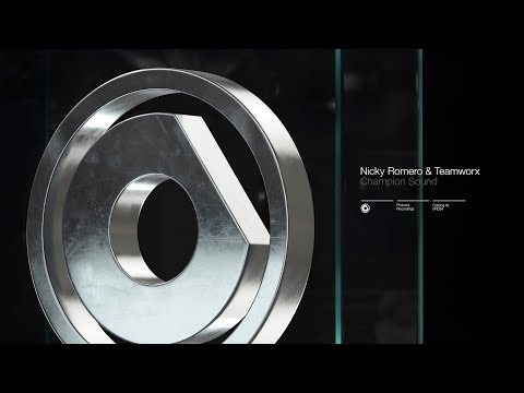 Nicky Romero & Teamworx - Champion Sound (Preview) // Sept 22