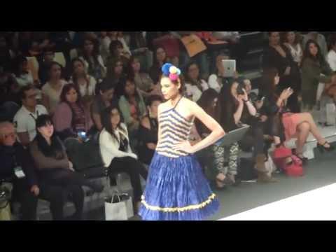 TRAVESíA - Haute Couture 2014 By Carlos Vigil