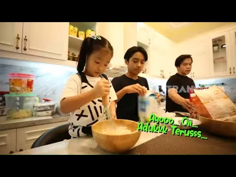 Onyo dan Cici Thalia Masak di Rumah Uncle Jordi  | HAPPY DAY (13/03/21) Part 2 - Видео онлайн