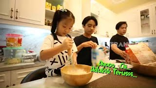 Onyo dan Cici Thalia Masak di Rumah Uncle Jordi  | HAPPY DAY (13/03/21) Part 2