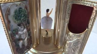 Reuge capodimonte ballerina carousel