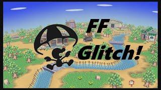 FF Glitch! (Falling Forever)  SSB4