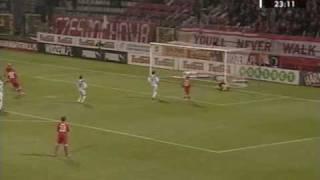 Widzew Lodz - Stal Stalowa Wola(3:0) skrót meczu 2010