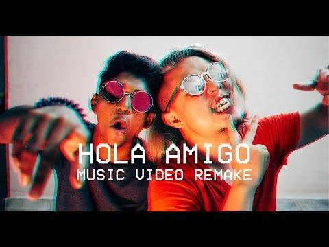 Hola Amigo - RUM | #Chinepaiyen Video Song Remake | Anirudh Ravichander | Hrishikesh | Balan Kashmir