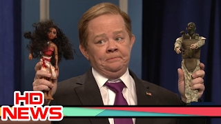 Melissa Mccarthy SNL Sean Spicer Video | And Alec Baldwin's Trump Return To 'SNL'