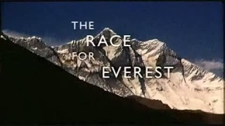 BBC: The Race for Everest - BBC Science Documentay 2016