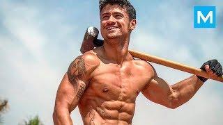 Next Level Calisthenics - Pedro Fortes | Muscle Madness