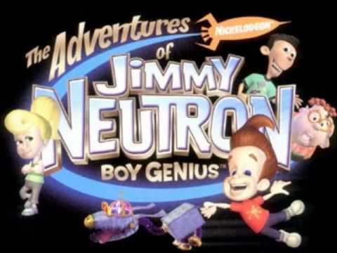 Jimmy Neutron Russian Opening