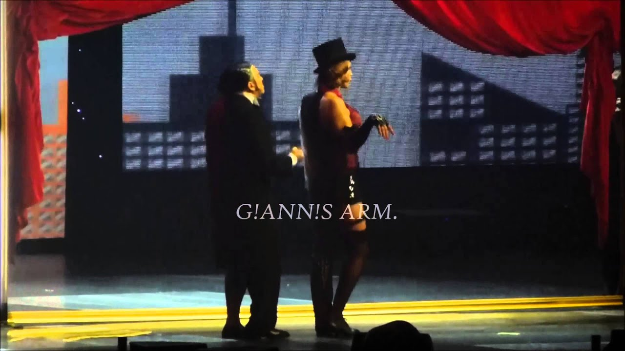 Download Πάνος Μουζουράκης & Παντελής Αμπαζής   Madame (Padam Padam)  Mad VMA 2014