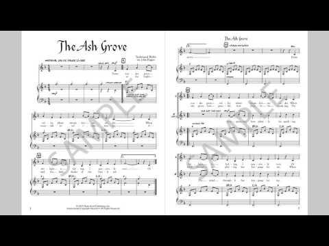 The Ash Grove - MusicK8.com Singles Reproducible Kit