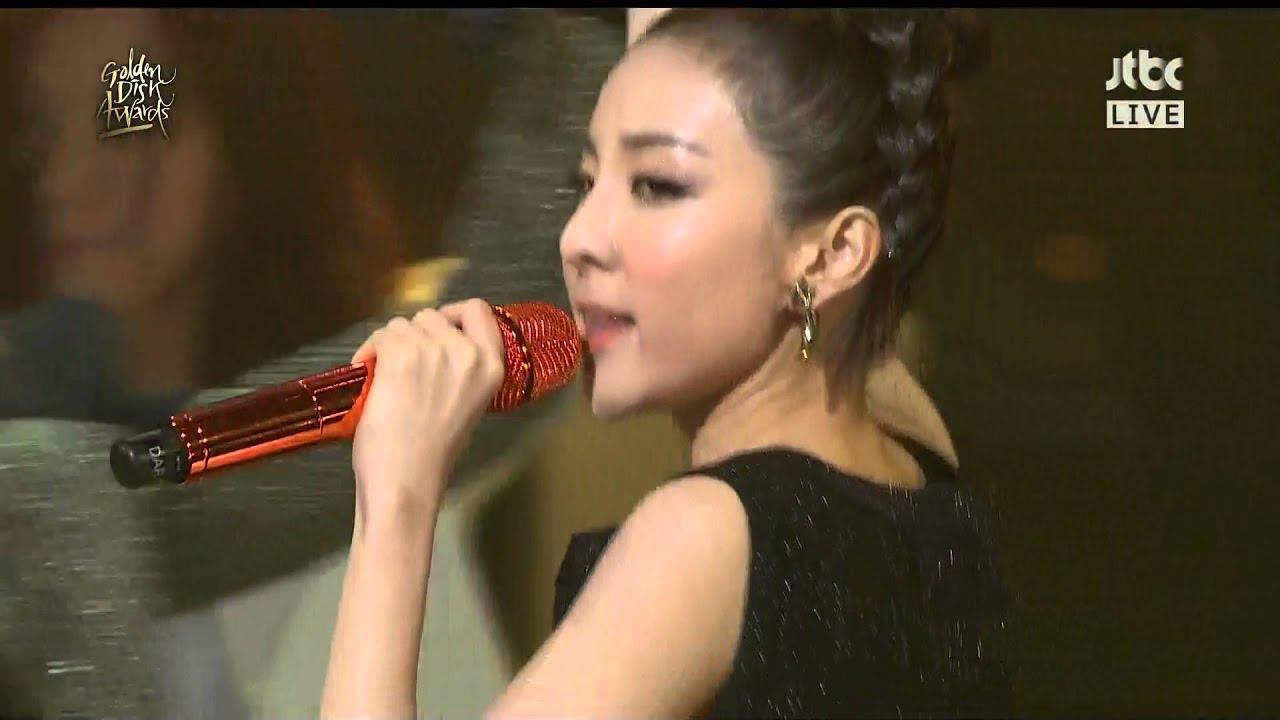 [140116] 2NE1 - Do You Love Me @ The 28th Golden Disk Awards