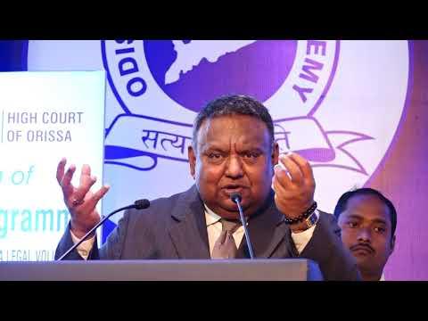 Hon'ble Shri Justice Indrajit Mahanty, Judge, Orissa High Court and Executive Chairman , OSLSA
