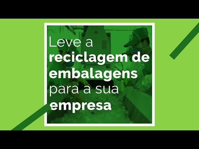 RECICLAGEM DE EMBALAGENS | Environmental