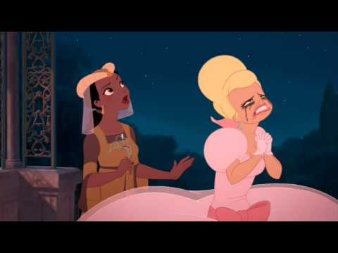 The Princess and the Frog- At the Ball