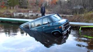 Boat Launch Fail!