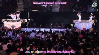 KARA SOS Karasia 2nd Japan Tour 2013 [Karaoke+SubEspañol]