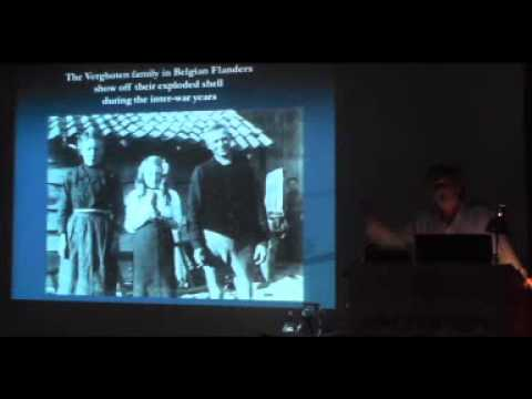 Nicholas Saunders - Trapped in Shells: Mindset and Materiality in First World War Trench Art