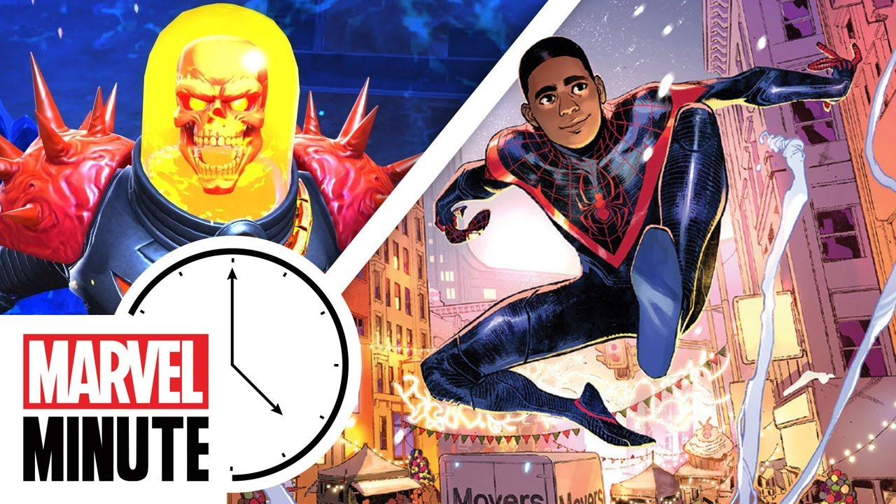 Miles Morales, Cosmic Ghost Rider, Stormbreakers, and More! | Marvel Minute