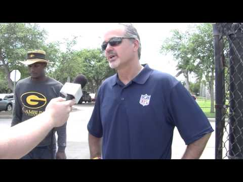 Chuck Pagano: (Indianapolis Colts Head Coach) Interview
