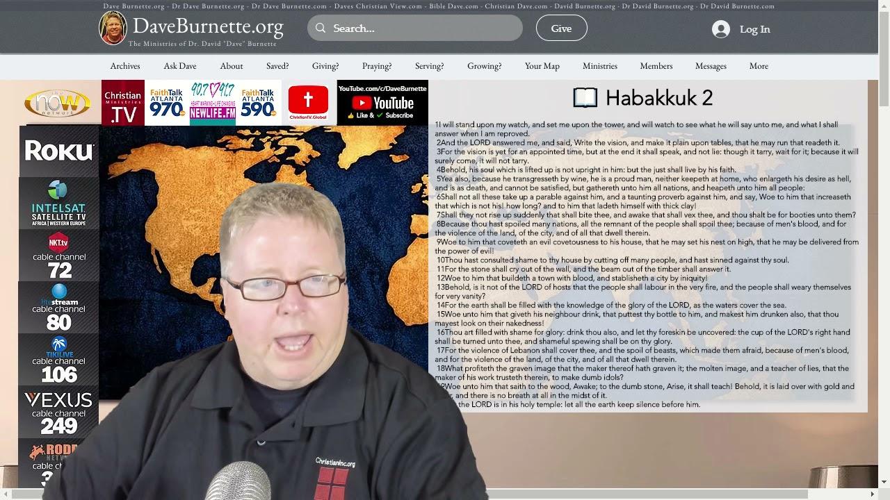 Habakkuk 2 ✒️ Not Works