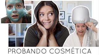 PROBANDO PRODUCTOS DE COSMÉTICA | Laura Yanes