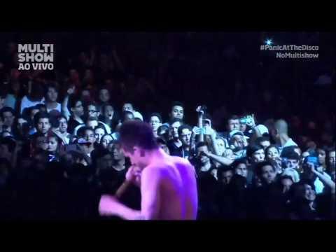 AO VIVO: Panic! at the Disco Live Full Concert @ Belo Horizonte (Circuito Banco do Brasil)