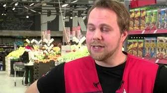 Kauppias Hannu Aaltonen K-Citymarket Turku Kupittaa