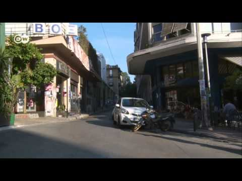 Solidarität in der Krise - das alternative Viertel Exarchia in Athen | Journal