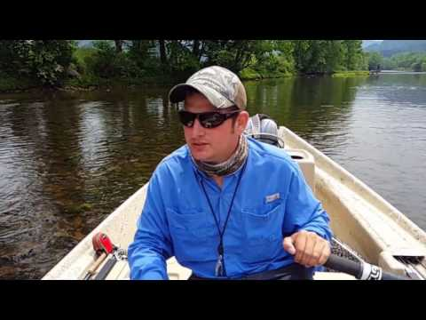 A Day On The Watauga River