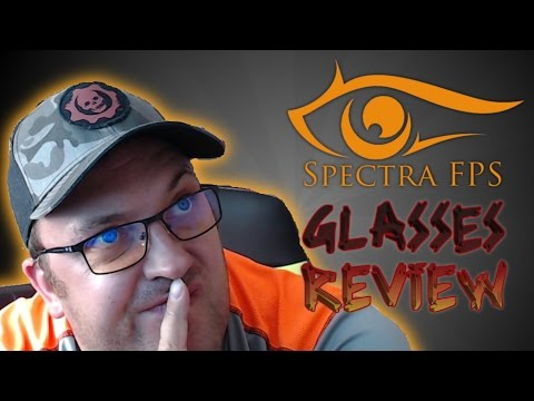 Spectra FPS Gaming Glasses Review