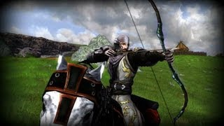 The Lord of the Rings Online: Riders of Rohan - Mounted Combat
