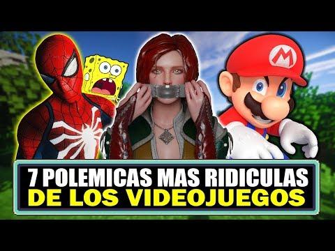 7 Polémicas Mas Ridículas De Los Videojuegos Que Debes Conocer
