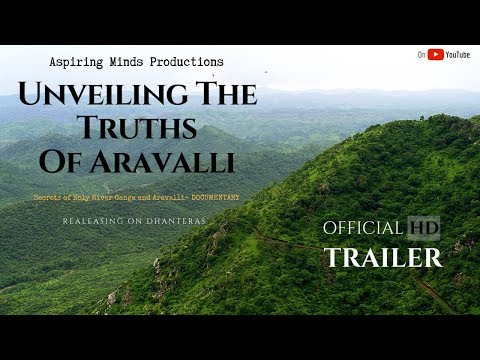 #nkafilms-unveiling-the-truth-of-aravalli-2016-|-official-trailer-(hd)-|---documentary-film