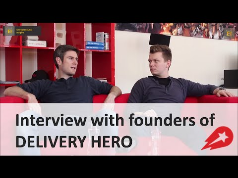 Delivery Hero | In-depth interview with co-founders