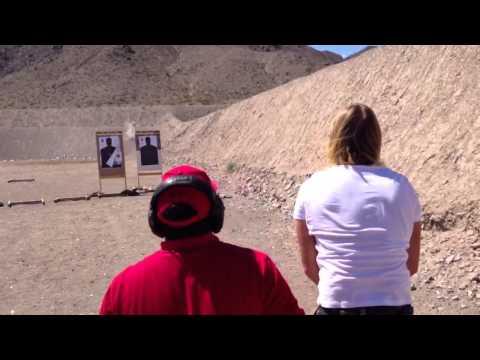Schieten in Nevada