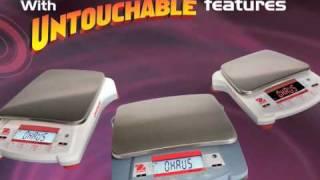 OHAUS Navigator® Portable Scales (EN)