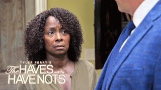 Hanna Reaches Her Boiling Point with Jim | Tyler Perry's The Haves and the Have Nots | OWN