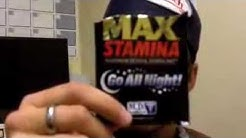 Life In The Fast Lane: Max Stamina