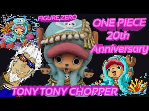 TONY TONY CHOPPER Figure(ONE PIECE 20th ANNIVERSARY)FIGURE ZERO